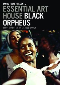 Black Orpheus - (Region 1 Import DVD)