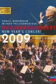 New Year's Concert 2009 - (Region 1 Import DVD)