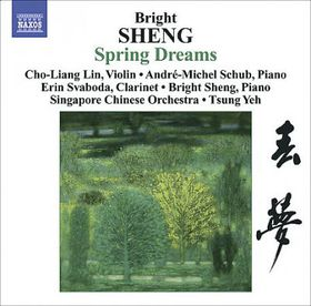 Sheng: Spring Dreams - Spring Dreams (CD)
