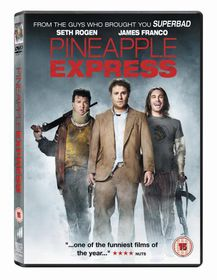 Pineapple Express - (Import DVD)