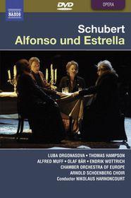 Schubert: Alfonso Und Estrella - Alfonso Und Estrella (DVD)