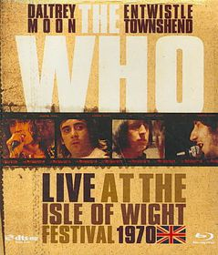 Live at the Isle of Wight Festival 1970 - (Australian Import Blu-ray Disc)