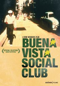 Buena Vista Social Club - (Import DVD)