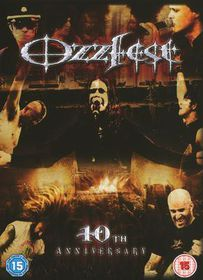 Ozzfest 10th Anniversary - (Import DVD)