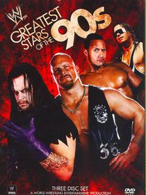 Wwe Greatest Stars of the 90s - (Region 1 Import DVD)