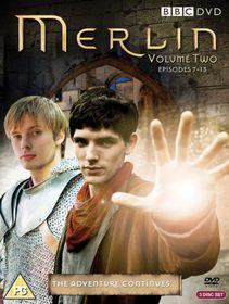 Merlin: Volume 2 - (Import DVD)