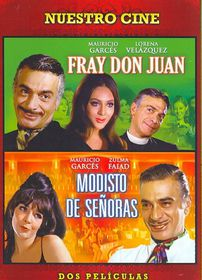 Fray Don Juan/Modisto De Senoras - (Region 1 Import DVD)