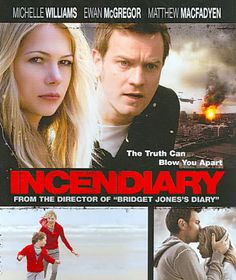 Incendiary - (Region A Import Blu-ray Disc)