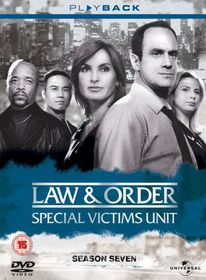 Law and Order - Special Victims Unit: Season 7 - (Import DVD)