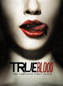 True Blood:Complete First Season - (Region 1 Import DVD)
