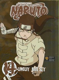 Naruto Uncut Box Set Vol 14 - (Region 1 Import DVD)
