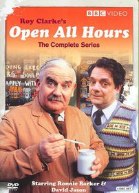 Open All Hours:Complete Series - (Region 1 Import DVD)