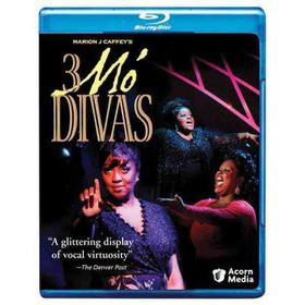3 Mo' Divas - (Region A Import Blu-ray Disc)