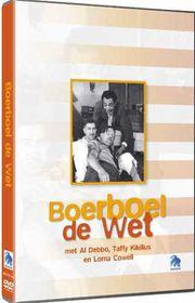 Boer Boel de Wet - (DVD)