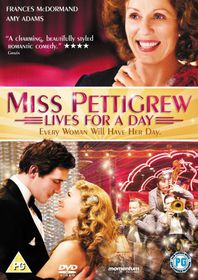 Miss Pettigrew Lives for a Day - (Import DVD)