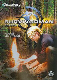 Survivorman Season 3 - (Region 1 Import DVD)