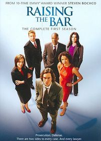 Raising the Bar:Complete First Season - (Region 1 Import DVD)