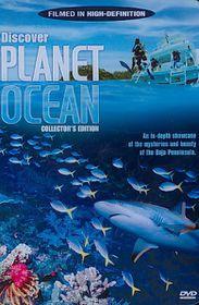 Discover Planet Ocean - (Region 1 Import DVD)