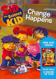 Sid the Science Kid:Change Happens - (Region 1 Import DVD)