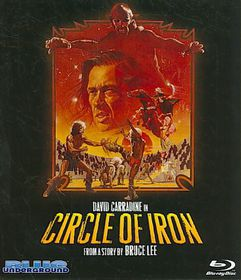 Circle of Iron - (Region A Import Blu-ray Disc)