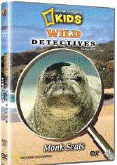 Wild Detectives : Monk Seals - (DVD)