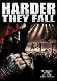 Harder They Fall - (Region 1 Import DVD)