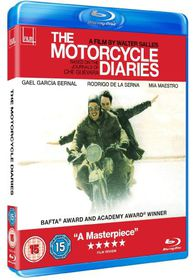 The Motorcycle Diaries - (Import Blu-ray Disc)