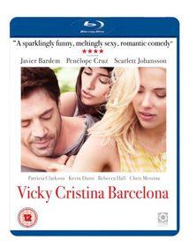 Vicky Cristina Barcelona - (Import Blu-ray Disc)