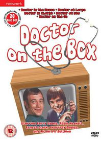 Doctor On the Box (Box Set) - (Import DVD)