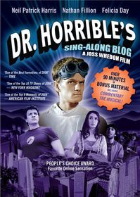 Dr Horrible's Sing Along Blog - (Region 1 Import DVD)