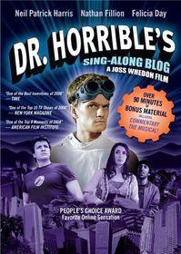 Dr Horrible's Sing Along Blog - (Region 1 Import DVD)