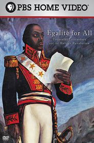 Egalite for All:Toussaint Louverture - (Region 1 Import DVD)