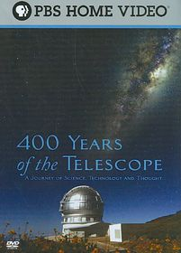 400 Years of the Telescope - (Region 1 Import DVD)