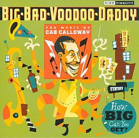 How Big Can You Get? Music of Cab Cal - (Import CD)