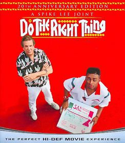 Do the Right Thing 20th Anniv Ed - (Region A Import Blu-ray Disc)
