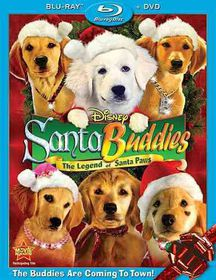 Santa Buddies - (Region A Import Blu-ray Disc)
