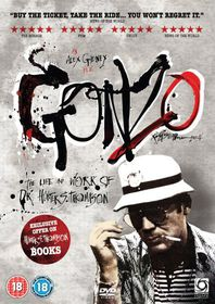 Gonzo - The Life and Works of Dr Hunter S. Thompson - (Import DVD)