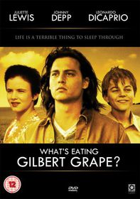 What's Eating Gilbert Grape? - (Import DVD)