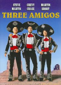 Three Amigos - (Region 1 Import DVD)