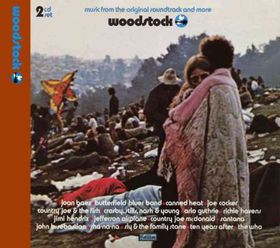 Woodstock - 40th Anniversary - Various Artists (CD)