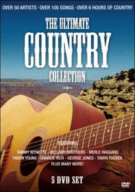 The Ultimate Country Collection - (Import DVD)