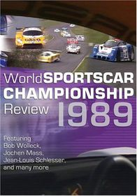 World Sportscar Championship Review: 1989 - (Import DVD)
