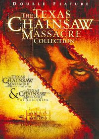Texas Chainsaw Massacre Collection - (Region 1 Import DVD)