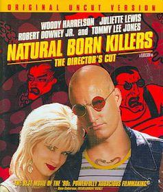 Natural Born Killers:Director's Cut - (Region A Import Blu-ray Disc)