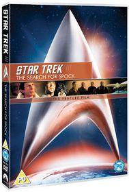 Star Trek 3 - The Search for Spock - (Import DVD)