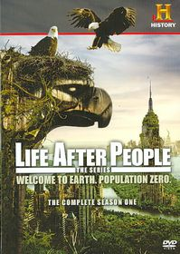 Life After People:Series - (Region 1 Import DVD)