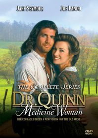 Dr Quinn Medicine Woman: Complete Series - (Region 1 Import DVD)