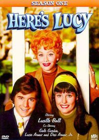 Here's Lucy:Season One - (Region 1 Import DVD)