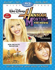 Hannah Montana: The Movie (Deluxe Edition) - (Region A Import Blu-ray Disc)