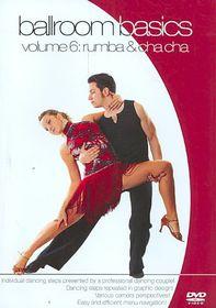 Ballroom Basics Vol 6:Rumba and Cha - (Region 1 Import DVD)